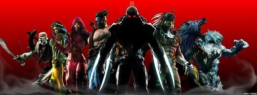 Personajes de la primera temporada de Killer Instinct