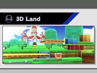 Super Smash Bros Seleccion de escenario (1)