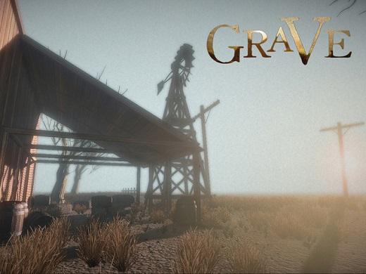 Grave Survival-horror