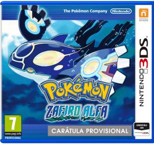 Pokemon alfa zafiro