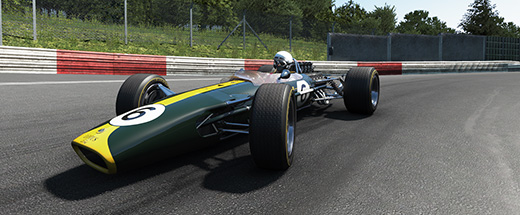 Project CARS Lotus