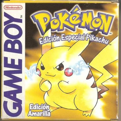 pokemon amarillo