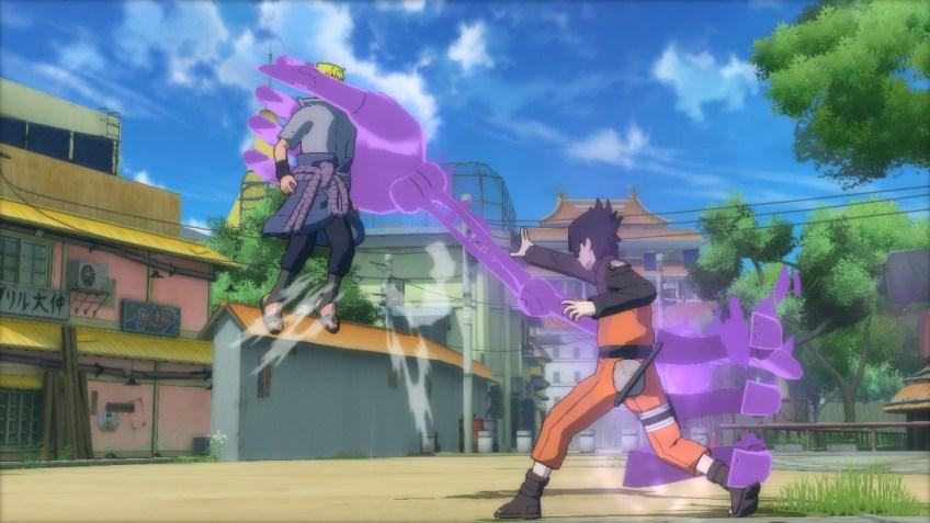 Naruto Shippuden Ultimate Ninja Storm Revolution