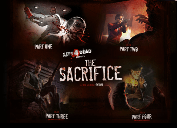 Historias de The Sacrifice