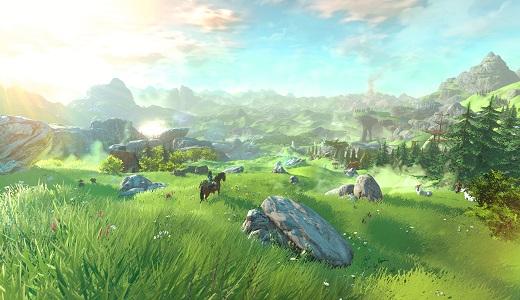WiiU Zelda