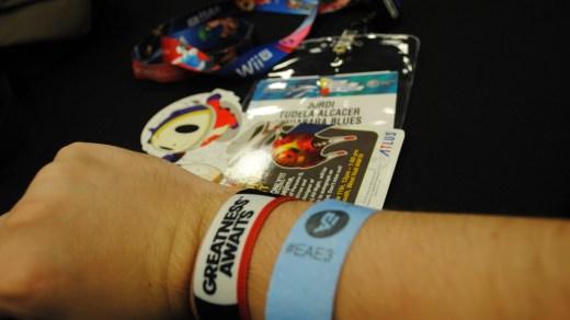 E3 2014: Acreditaciones