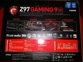 MSI Gaming 9 caja2