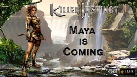 Maya Killer Instinct