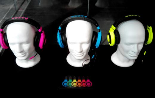 En este caso, escuchar al usuario equivale a nueva gama de colores