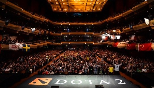 the international dota2