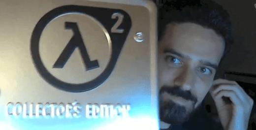 Fukuy y su Edición Coleccionista de Half-Life 2