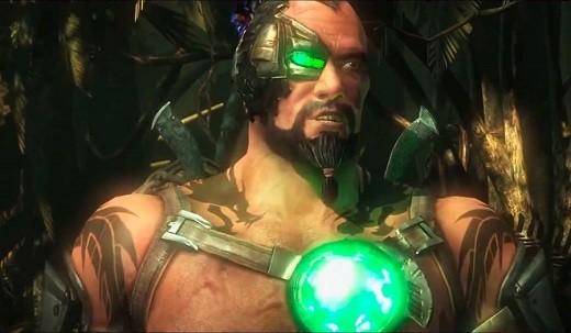 Kano Mortal Kombat X