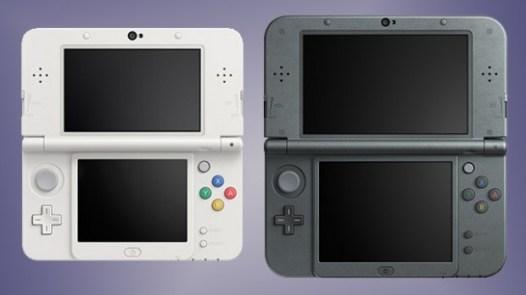 New-3DS-models