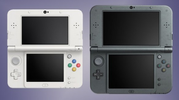 New-3DS-models