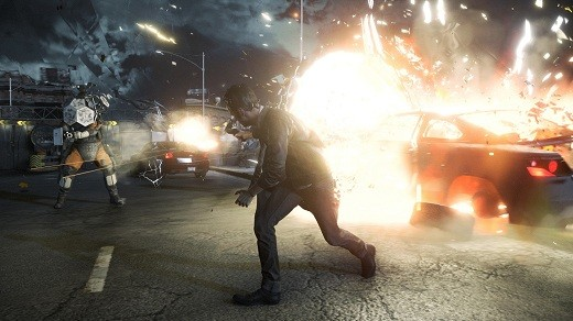 Quantum Break Gameplay