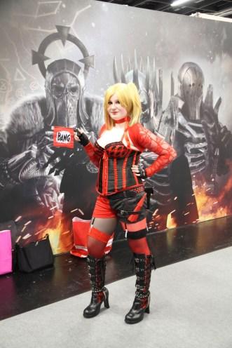 Cosplay en la Gamescom 2014