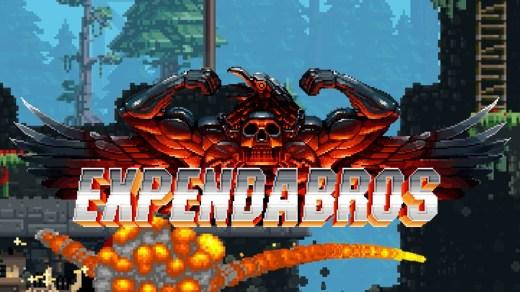 Logo de The Expendabros
