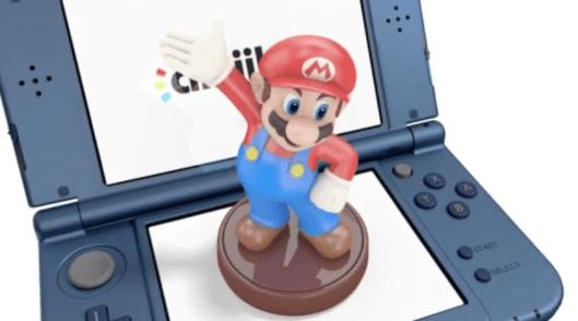 New 3DS es compatible sin periféricos con los Amiibo