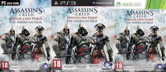 Assassin's Creed Birth of a New World