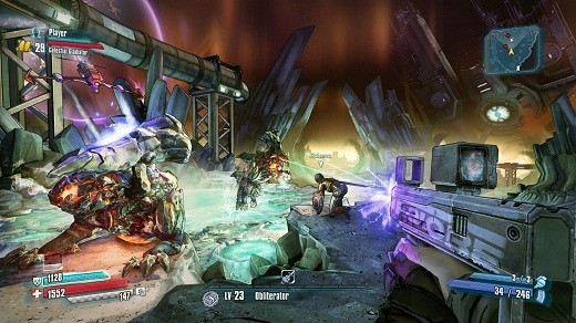 Borderlands The Pre-Sequel
