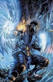 Mortal Kombat X Comic