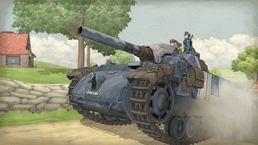Valkyria Chronicles 01