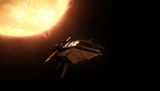 Ship Elite Dangerous