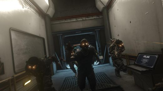 Exo Zombies, los zombies de COD Advanced Warfare