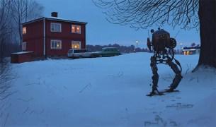 El Arte de Simon Stålenhags