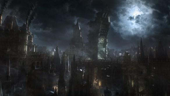 Bloodborne es un laberinto gigantesco