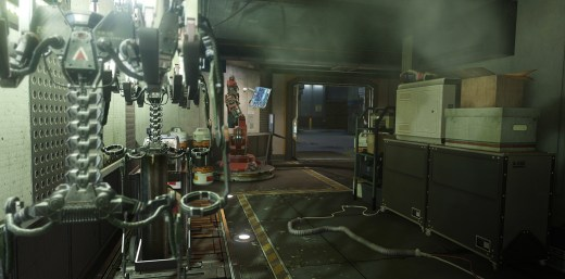 Call Of Duty Advanced Warfare Ascendance ChopShop