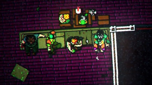 The Fans Hotline Miami 2