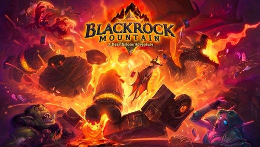 HearthStone Heroes Of Warcraft Montaña Roca Negra