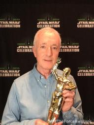 Star Wars The Force Awakens Anthony Daniels