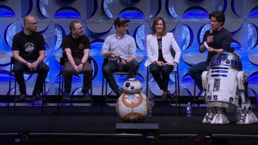 Star Wars The Force Awakens BB-8 R2D2