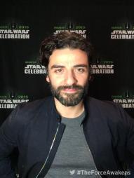 Star Wars The Force Awakens Oscar Isaac