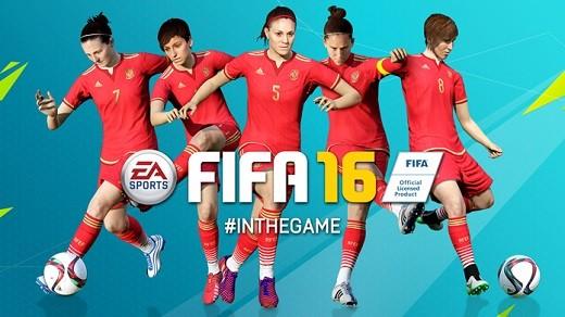 FIFA 16 femenino
