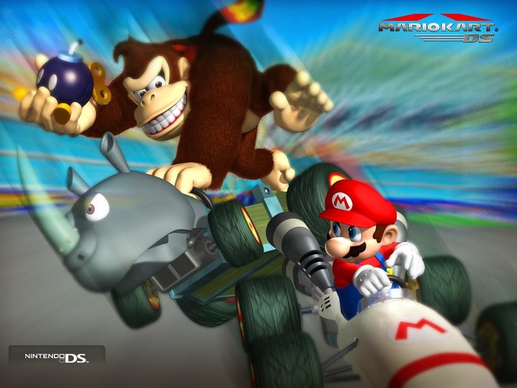 Mario Kart Ds Rom Europe