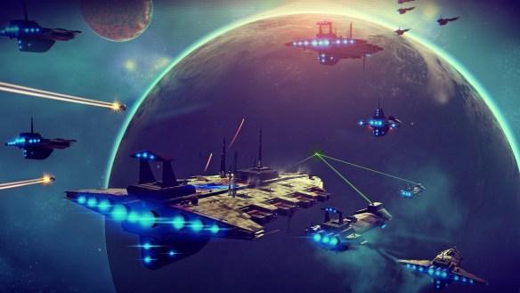 La escala de lo que es un videojuego pierde el sentido en No Man's Sky