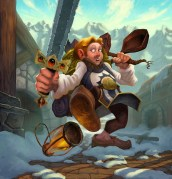HearthStone Heroes Of Warcraft El Gran Torneo 11