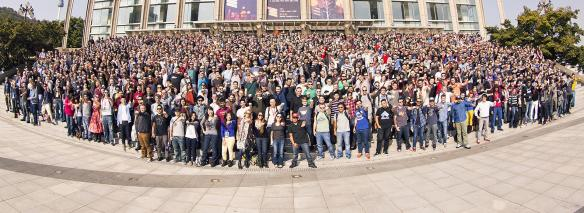 Trabajadores de Riot Games