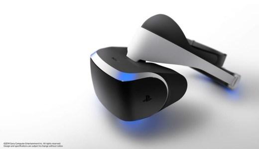 La Playstation VR, una de las propuestas fuertes en cuanto a Realidad Virtual se refiere.