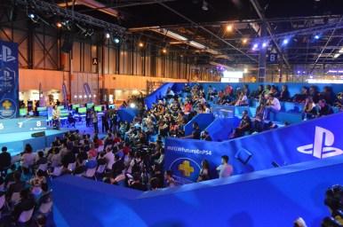 Madrid Games Week'15