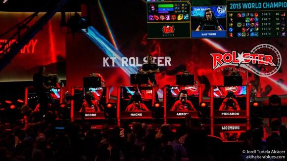 KT Rolster - LoL Worlds 2015