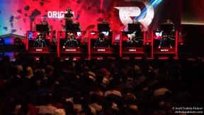 Origen jugando contra TSM - LoL Worlds 2015