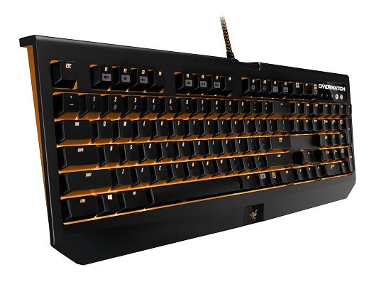 razer overwatch teclado