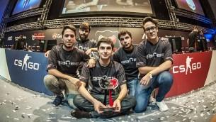 Campeones de CS:GO