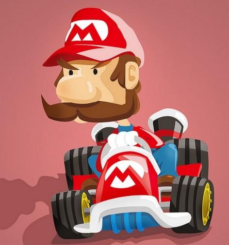 Mario Kart Roswell