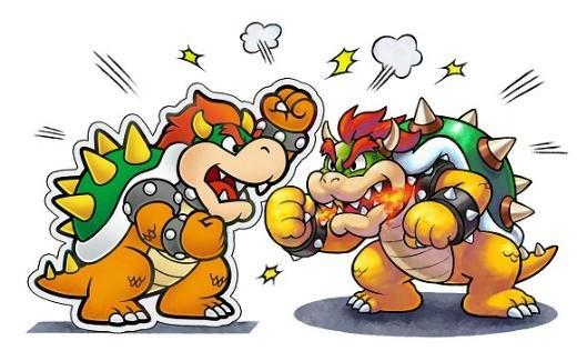 Mario & Luigi Paper Jam Bros