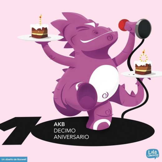 10 aniversario AKB